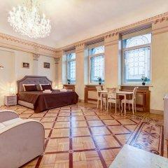 Hotel 5 Sezonov 3* Студия Делюкс с различными типами кроватей фото 31