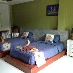 Отель In Touch Resort 3* Номер Делюкс с 2 отдельными кроватями фото 6