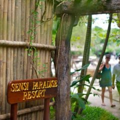 Отель Sensi Paradise Beach Resort фото 2