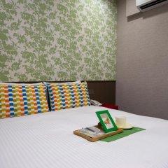 ECFA Hotel Ximen 2* Стандартный номер с двуспальной кроватью фото 6