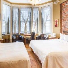 Отель Acadia Канада, Квебек - отзывы, цены и фото номеров - забронировать отель Acadia онлайн комната для гостей фото 3