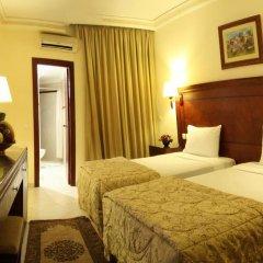 Отель Mogador Express GUELIZ 4* Стандартный номер с 2 отдельными кроватями фото 5