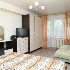 Апартаменты на Савушкина комната для гостей фото 2