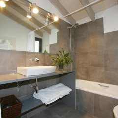 Отель Las Villas de Cue ванная