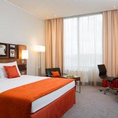 Рэдиссон Блу Шереметьево (Radisson Blu Sheremetyevo Hotel) 5* Стандартный номер с разными типами кроватей