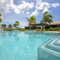 Отель Blue Bay Curacao Golf & Beach Resort 4* Бунгало с различными типами кроватей фото 3