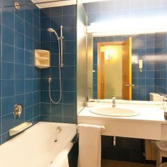 Galileo Hotel 4* Стандартный номер с различными типами кроватей фото 7