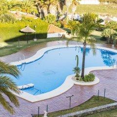 Отель Diufain Испания, Кониль-де-ла-Фронтера - отзывы, цены и фото номеров - забронировать отель Diufain онлайн бассейн