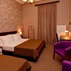 Отель King David 3* Стандартный номер с различными типами кроватей фото 17