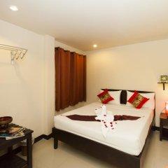 Отель Silver Resortel Номер Эконом с двуспальной кроватью фото 10