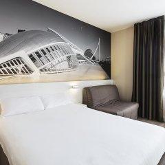 Отель B&B Valencia 3* Стандартный номер фото 2