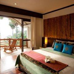 Отель Tanaosri Resort 3* Полулюкс с различными типами кроватей фото 10
