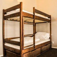 Brix Hostel Кровать в общем номере с двухъярусной кроватью фото 13