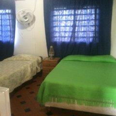 Finca Hotel El Manantial Стандартный семейный номер с двуспальной кроватью фото 3
