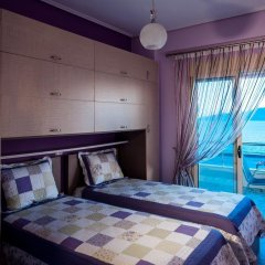 Отель Ionian Gateway Албания, Саранда - отзывы, цены и фото номеров - забронировать отель Ionian Gateway онлайн комната для гостей фото 4