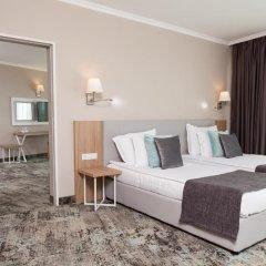 Wela Hotel - All Inclusive 4* Люкс повышенной комфортности с различными типами кроватей фото 2