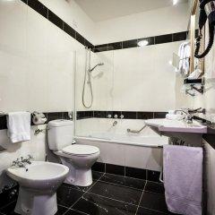 Отель Worldhotel Cristoforo Colombo 4* Улучшенный номер с различными типами кроватей фото 9