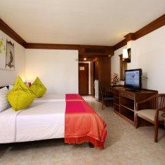 Отель Kamala Beach Resort a Sunprime Resort 4* Номер Делюкс с двуспальной кроватью фото 8