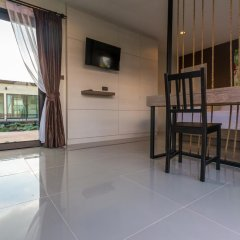 Отель Bua Tara Resort 3* Стандартный номер с различными типами кроватей фото 7