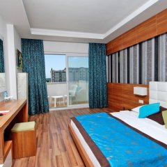 Отель Maya World Belek Белек комната для гостей фото 4