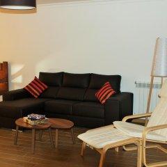 Отель casa do alpendre de montesinho комната для гостей