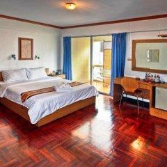 Отель Stable Lodge 3* Улучшенный номер разные типы кроватей фото 4
