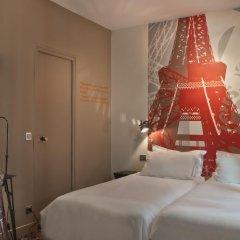 Отель Alpha Tour Eiffel 3* Стандартный номер фото 10