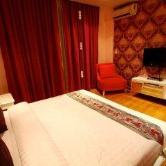 Отель Glitz 3* Улучшенный номер фото 7