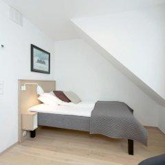 Отель Scandic Scandinavie 4* Стандартный номер с различными типами кроватей фото 4