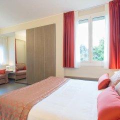 Hotel Tiziano Park & Vita Parcour - Gruppo Minihotel 4* Представительский номер с различными типами кроватей фото 20