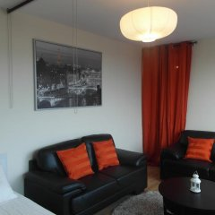 Отель Brussels Louise Penthouse Люкс с различными типами кроватей фото 7