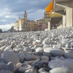 Отель La Gioia Камогли пляж фото 2