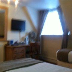 Kipps Brighton Hostel Стандартный номер с 2 отдельными кроватями фото 2