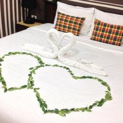 Отель Bt Inn Patong 3* Номер Делюкс разные типы кроватей фото 3