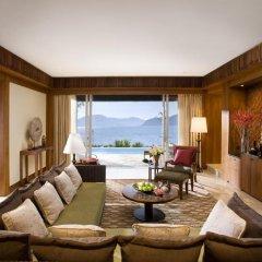Отель Mandarin Oriental Sanya 5* Номер с террасой фото 7
