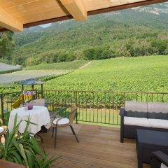 Отель Haus Romen Аппиано-сулла-Страда-дель-Вино балкон