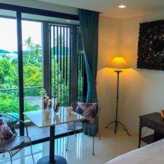 Отель Seaview At Cape Panwa Таиланд, Пхукет - отзывы, цены и фото номеров - забронировать отель Seaview At Cape Panwa онлайн комната для гостей фото 3