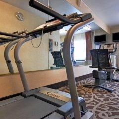Отель Comfort Inn Kingsville Кингсвилль фитнесс-зал фото 2