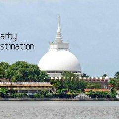 Отель Sagala Bungalow Шри-Ланка, Калутара - отзывы, цены и фото номеров - забронировать отель Sagala Bungalow онлайн приотельная территория
