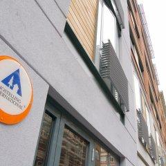 Отель YHA London Central Великобритания, Лондон - отзывы, цены и фото номеров - забронировать отель YHA London Central онлайн вид на фасад фото 3