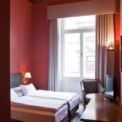 Small Luxury Hotel Altstadt Vienna 4* Стандартный номер с различными типами кроватей фото 16