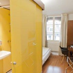 Отель Goldener Schlüssel Швейцария, Берн - 1 отзыв об отеле, цены и фото номеров - забронировать отель Goldener Schlüssel онлайн ванная