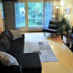 Отель Karviaismäki Финляндия, Хельсинки - отзывы, цены и фото номеров - забронировать отель Karviaismäki онлайн комната для гостей фото 5