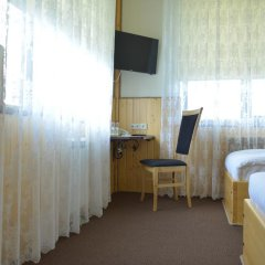 Hotel Polina 3* Стандартный номер с различными типами кроватей фото 2
