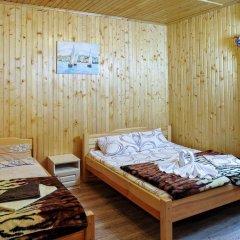 Katrin Hotel Семейный люкс с двуспальной кроватью