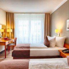 Отель Leonardo Hamburg Airport Гамбург комната для гостей фото 4