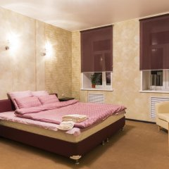 Апартаменты Лайла Улучшенный номер с разными типами кроватей фото 12