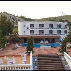 Отель Merlin Park Resort Тирана балкон