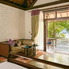 Отель Olhuveli Beach And Spa Resort 4* Номер Делюкс с различными типами кроватей фото 3