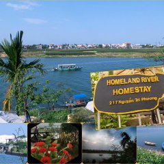 Отель Homeland River Homestay пляж